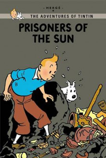 Prisoners of the Sun av Herge (Heftet)