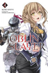 Omslag - Goblin Slayer Vol. 4 (light novel)