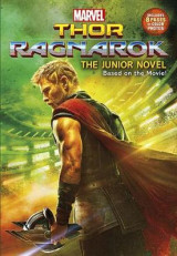 Omslag - Marvel's Thor: Ragnarok: The Junior Novel