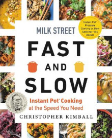 Milk Street Fast and Slow av Christopher Kimball (Innbundet)