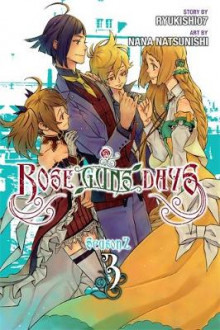 Rose Guns Days Season 2, Vol. 3 av Ryukishi07 (Heftet)