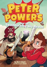 Omslag - Peter Powers and the Swashbuckling Sky Pirates!