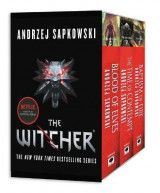 Omslag - The Witcher Boxed Set: Blood of Elves, the Time of Contempt, Baptism of Fire