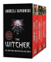 The Witcher Boxed Set: Blood of Elves, the Time of Contempt, Baptism of Fire av Andrzej Sapkowski (Heftet)
