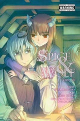 Omslag - Spice and Wolf, Vol. 13 (manga)