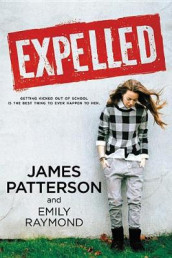Expelled av James Patterson (Innbundet)