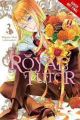Omslag - The Royal Tutor, Vol. 3