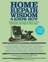Omslag - Home Repair Wisdom & Know-How