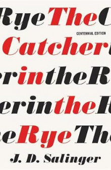 The Catcher in the Rye av J D Salinger (Heftet)