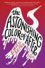 Omslag - The Astonishing Color of After