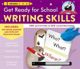 Omslag - Get Ready for School Writing Skills