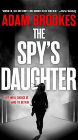 Omslag - The Spy's Daughter