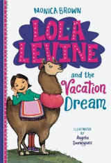 Omslag - Lola Levine and the Vacation Dream