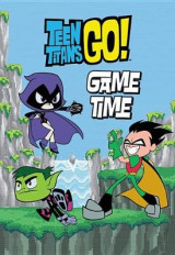 Omslag - Teen Titans Go!: Game Time