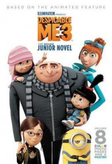 Omslag - Despicable Me 3