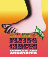 Omslag - Monty Python's Flying Circus: Complete And Annotated...All The Bits