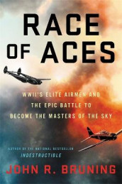 Race of Aces av John R Bruning (Innbundet)