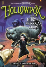 Omslag - Hollowpox: The Hunt for Morrigan Crow