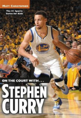 Omslag - On the Court with... Stephen Curry