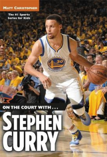 On the Court with... Stephen Curry av Matt Christopher (Heftet)