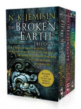 Omslag - The Broken Earth Trilogy