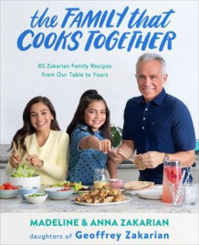 The Family That Cooks Together av Anna Zakarian og Madeline Zakarian (Heftet)