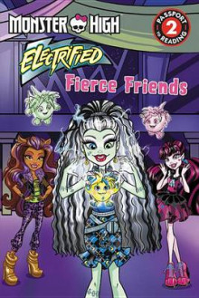 Monster High: Fierce Friends av Margaret Green (Heftet)