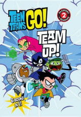 Omslag - Teen Titans Go!: Team Up!