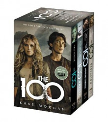 The 100 Complete Boxed Set av Kass Morgan (Heftet)