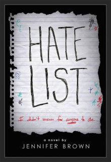 Hate List av Jennifer Brown (Heftet)