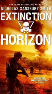 Extinction Horizon av Nicholas Sansbury Smith (Heftet)