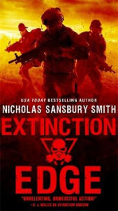 Extinction Edge av Nicholas Sansbury Smith (Heftet)