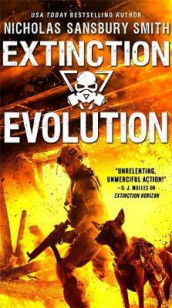 Extinction Evolution av Nicholas Sansbury Smith (Heftet)