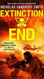 Extinction End av Nicholas Sansbury Smith (Heftet)
