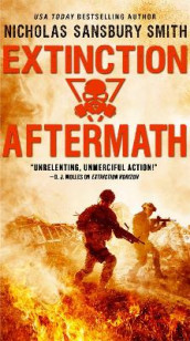Extinction Aftermath av Nicholas Sansbury Smith (Heftet)