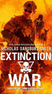 Extinction War av Nicholas Sansbury Smith (Heftet)