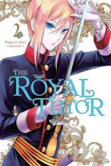 Omslag - The Royal Tutor, Vol. 2