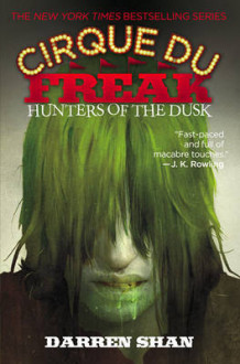 Hunters of the Dusk av Darren Shan (Heftet)
