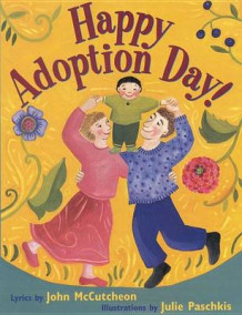 Happy Adoption Day! av John McCutcheon (Heftet)