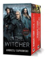 Omslag - Witcher stories boxed set