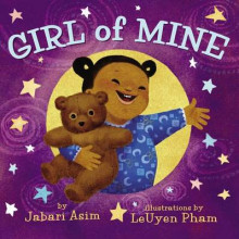 Girl of Mine av Jabari Asim (Innbundet)