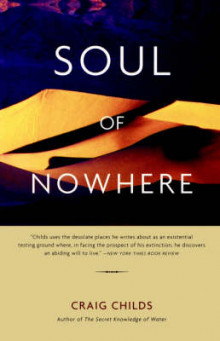Soul of Nowhere av Craig Childs (Heftet)