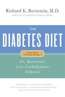 Diabetes Diet av Dr. Richard K. Bernstein (Innbundet)