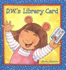 D.W.'s Library Card av Marc Brown (Heftet)