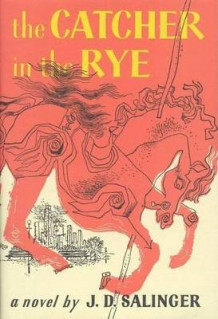 Catcher in the Rye av J. D. Salinger (Innbundet)