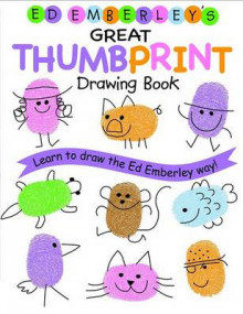 Ed Emberley Thumbprint Drawing Book av Ed Emberley (Heftet)