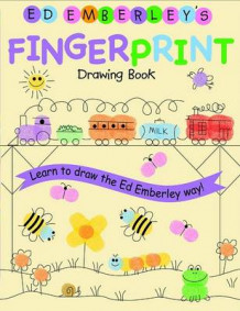 Ed Emberley Fingerprint Drawing Book av E. Emberley (Heftet)