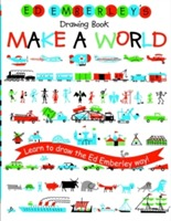 Ed Emberley's Drawing Book: Make A World av Ed Emberley (Heftet)
