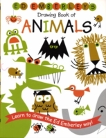 Ed Emberley's Drawing Book of Animals av Ed Emberley (Heftet)