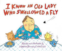 I Know an Old Lady Who Swallowed a Fly av Nadine Bernard Westcott (Innbundet)